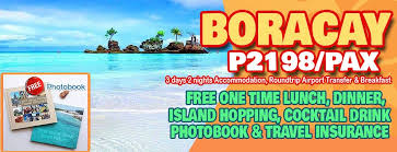 est boracay packages promo for 2019 2020