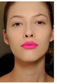 neon hot pink lips makeup with neon hot pink lips hot pink lipstick neon hot pink lipstick makeup with neon lipstick