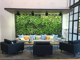 office gardens. 4. It Creates A More Attractive Space. Office Vertical Garden Advantages Gardens
