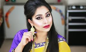 eid makeup tutorial 2016 today i ll show you how to create this glam party makeup look for eid and special occasions this makeup is also perfect for
