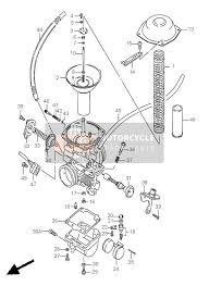 suzuki ls650 savage 2003 spare parts msp carburetor