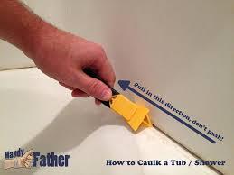 skillful design faucet caulk how to bathroom mostfinedup club bathtub around sink caulking kitchen base shower