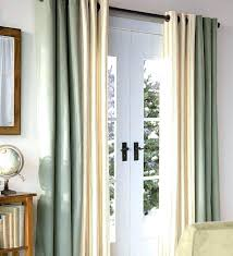 sliding door curtains glass patio treatments decorating ideas p