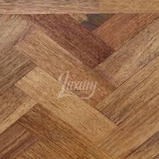 70mm x 230mm natural unfinished solid merbau parquet wood flooring blocks 18mm thick