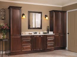 Bathrooms Design Bathroom Linen Cabinets Closet Charming Tall