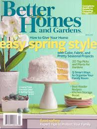 Kitchen Gardener Magazine Featured Better Homes And Gardens Magazine Eatdrinkshoplove New