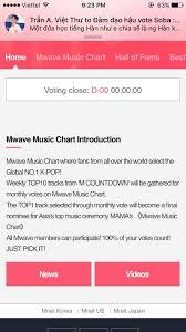 Vote Mwave Music Chart Very Important Got7