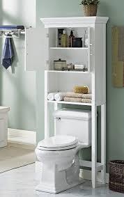 bathroom storage over toilet. Amazon.com: Simpli Home Avington Space Saver Cabinet, White: \u0026 Kitchen Bathroom Storage Over Toilet