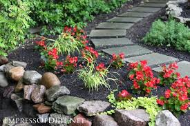 Small Picture 12 Stepping Stone Garden Path Ideas Empress of Dirt
