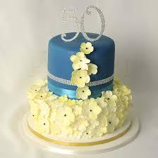 11 50th Birthday Cakes For Women Gallery Photo Elegant 50th