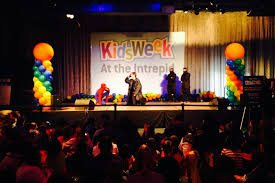 Kids Week  Extreme Environment from Earth to space!