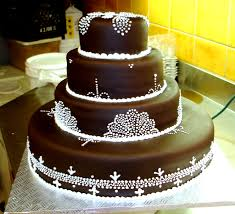 Beautiful Chocolate Cakes Hd Wallpaper Background Images