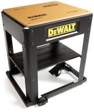 dewalt planer stand. dewalt dw7350 planer stand with integrated mobile base dewalt l