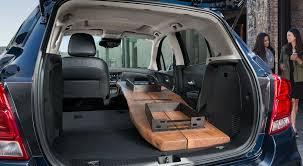 2020 chevy trax interior cargo e