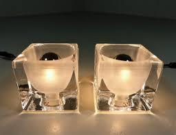 Ice Cube Table Lights Peill Putzler Ice Cube Table Lamps Cube Table Table