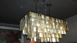gold capiz chandelier 26554422 1 ideas
