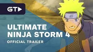 Naruto Shippuden: Ultimate Ninja Storm 4 - Nintendo Switch Release Date  Trailer - YouTube