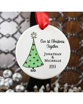Shop Our First Christmas Ornament On WaneloOur First Christmas Tree