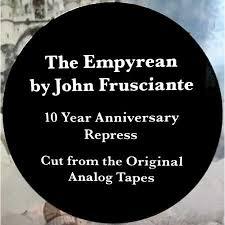 john frusciante the empyrean vinyl