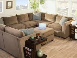 Modern Living Room With Brown Leather Sofa Sofas For Cheap Top Ideas About Living Room Sets On Pinterest