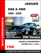 autodata wiring diagrams cd 1996 2005 jaguar xk8 xkr factory service repair manual wiring diagrams