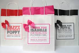 personalized wedding gift bags. Unique Gift Intended Personalized Wedding Gift Bags R