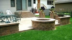 medium backyard pavers cost outdoor patio
