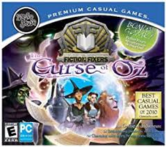 Are you a fan of games with intriguing storylines? Amazon Com Fiction Fixers The Curse Of Oz Software