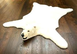 faux bear rug bear skin rug faux bear rug faux co faux bear skin rug faux