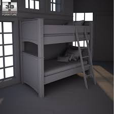 Ashley Stages Twin Bunk Bed by humster3d