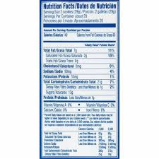 oreo cookies nutrition facts house cookies within double stuff oreo food label