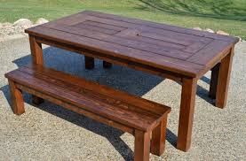 patio party table with built in beer wine ice coolers