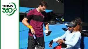 But after grigor ditched patrick, he also reportedly. Serena Williams And Grigor Dimitrov Hit The Practice Courts Together Ahead Of The Australian Open Youtube