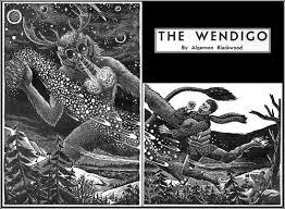 Resultado de imagen de The Wendigo Algernon Blackwood