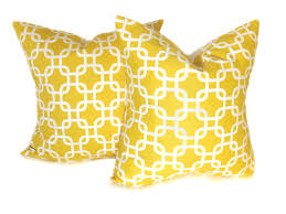 Decorative Pillow Set Top Yellow Sofa Pillows With Yellow Pillows Set Of X Decorative