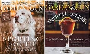 garden and gun magazine. Garden \u0026 Gun Magazine Subscription And W