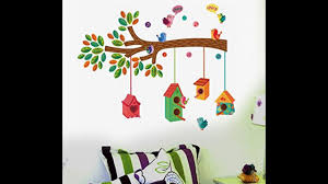 decorate your room with wall stickers easy home decor
