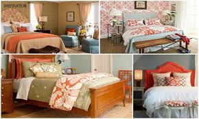 Orange And Blue Bedroom Orange And Blue Bedroom Orange Blue Bedroom View Full Size