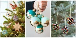 32 homemade diy ornament craft ideas how to make diy holiday decorations