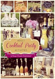 277 Best Cocktail Parties  Dinner Parties Images On Pinterest Cocktail Party Themes For Adults