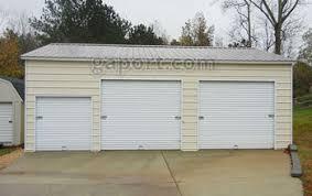 metal garage doorsMetal Garages  Steel Buildings  Steel Garage Plans