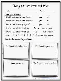 Printable Surveys Little Literacy Learners Learning Surveys for Parents and Students 61