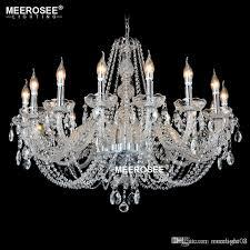 luxury crystal chandelier lighting modern led glass chandeliers for restaurant kitchen res de cristal home decor kitchen chandelier beaded chandelier