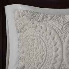 madison park arya medallion ultra plush comforter mini
