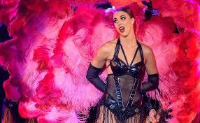 Naked showgirls and cabaret girls