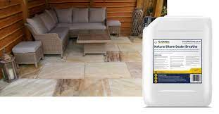 how to seal a natural stone patio a