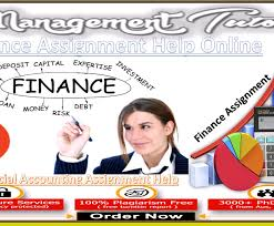 finance assignment help online finance homework help finance management tutors for the best financial accounting assignment help