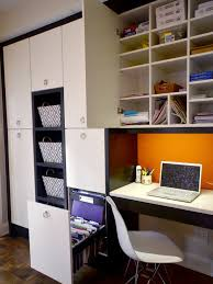 built in office. contemporary builtin desk home office idea in ottawa built
