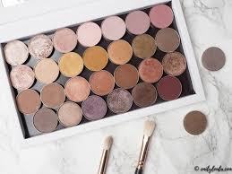 makeup geek collection review swatches emilyloula