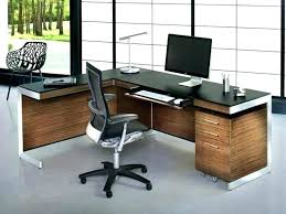 l shaped desk office desks l shaped desk amazing home wooden chair monitor keyboard mouse with l shaped desk